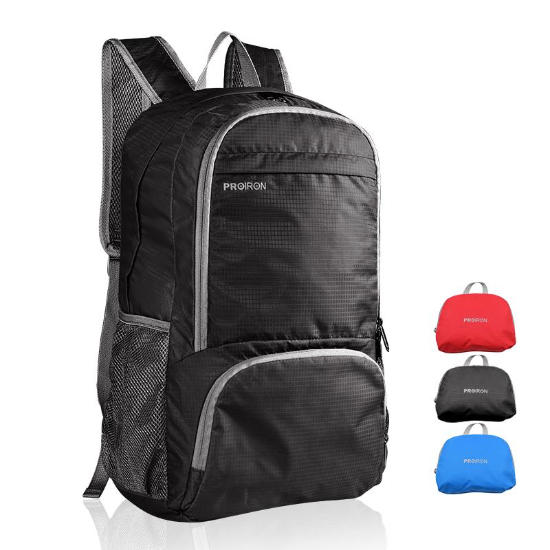 运动折叠背包